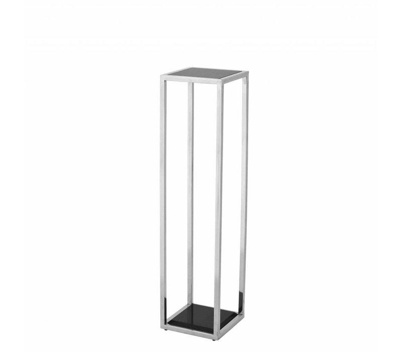 Column Odeon 'S' Black 100cm high