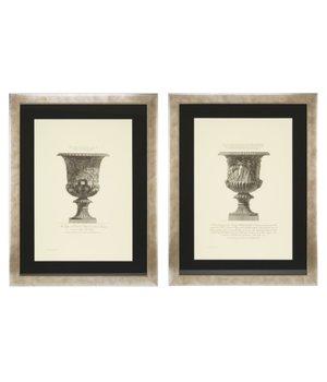 Eichholtz Prints Giovanni Piranesi set of 2