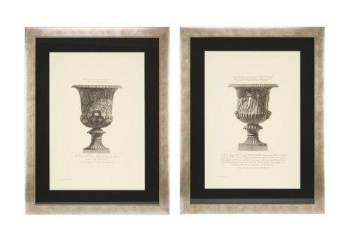 Eichholtz Prints Giovanni Piranesi Set von 2