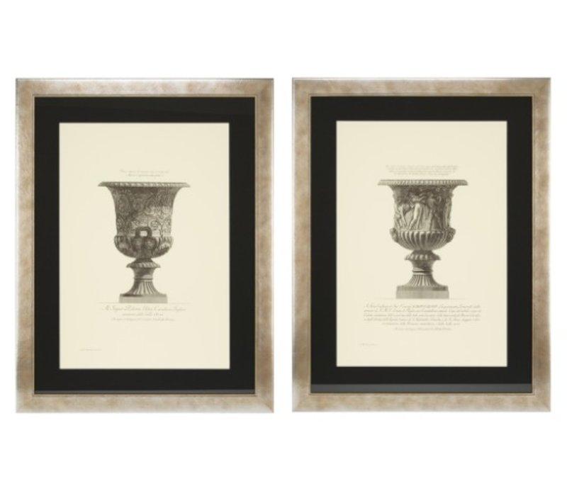 Prints Giovanni Piranesi Set von 2