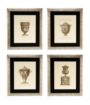 Eichholtz Prints Giovanni Battista - set of 4