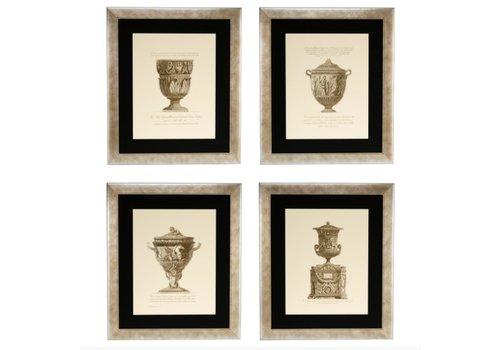 Eichholtz Prints Giovanni Battista Set von 4
