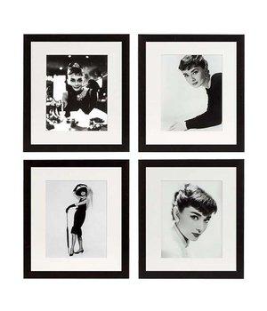 Eichholtz Prints Audrey Hepburn set of 4