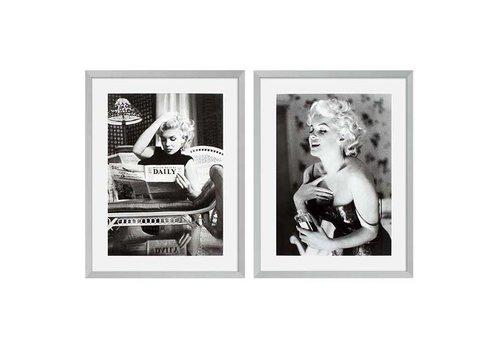 Eichholtz Prints Marilyn Monroe set van 2