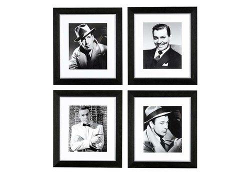 Eichholtz Prints New Cinema Gentlemen set of 4
