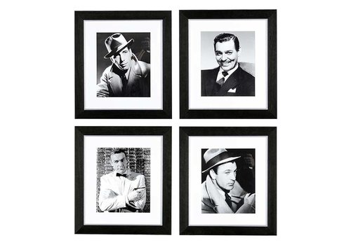 Eichholtz Prints New Cinema Gentlemen set van 4