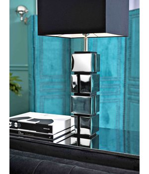 Eichholtz Table lamp 'Reynaud' with black shade