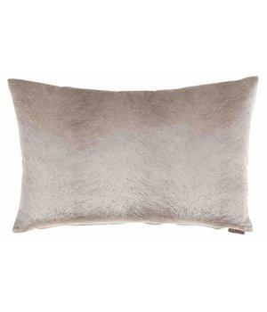 Claudi Cushion Perla color grey