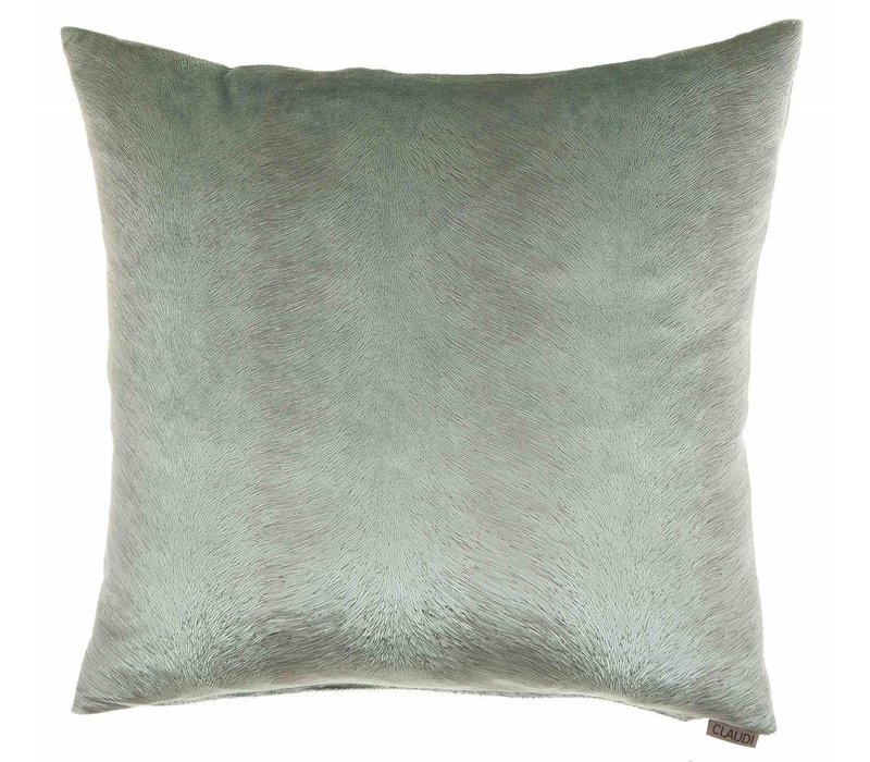 Cushion Perla color Mint