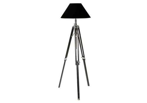 Eichholtz Driepoot lamp 'Telescope' black
