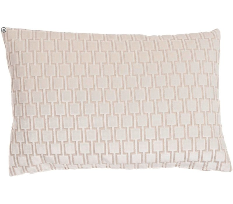 Cushion Frior in White