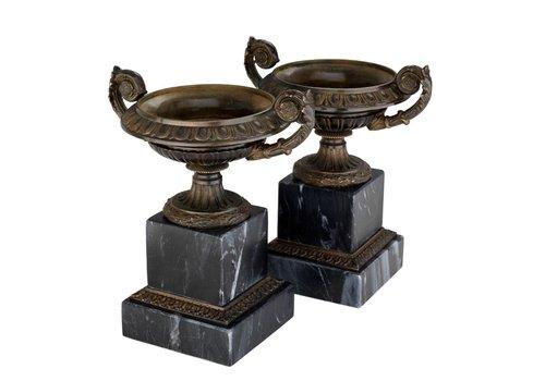 Eichholtz Decorative vase Bresson set of 2