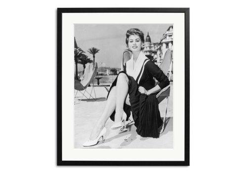 Sophia Loren in Cannes