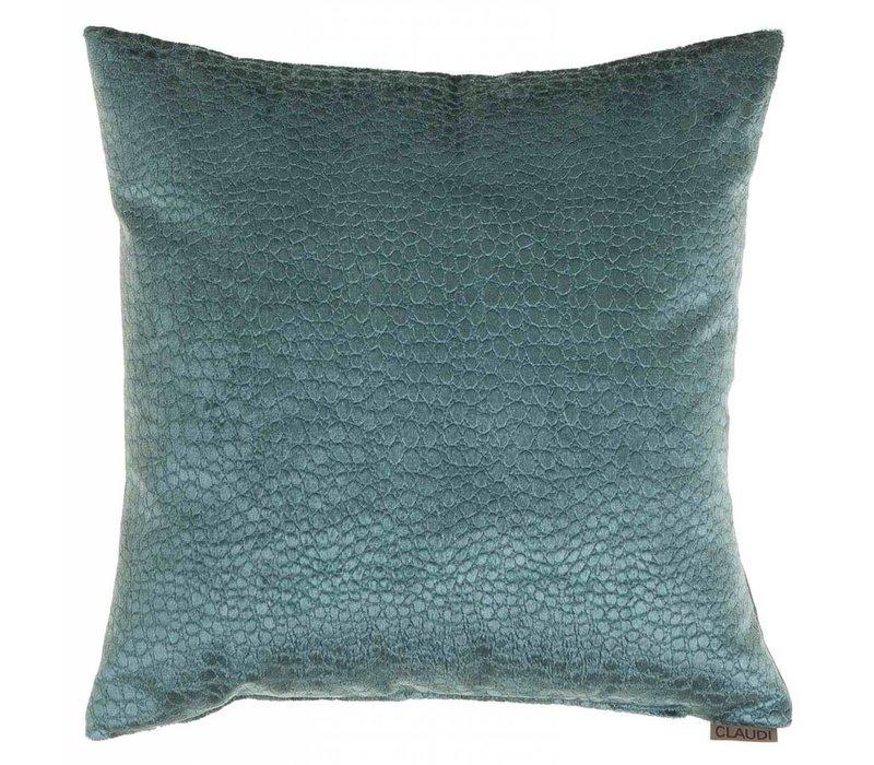 Cushion Biagio color Petrol