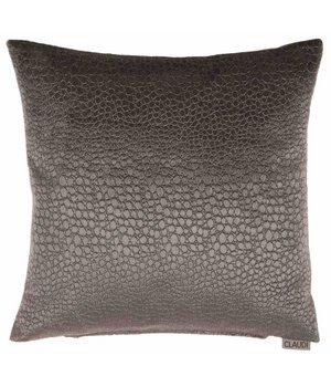 Claudi Cushion Biagio color Dark Taupe