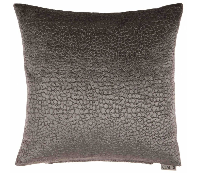 Cushion Biagio color Dark Taupe