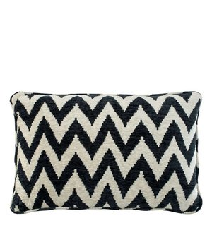 Eichholtz Cushion Chevron color black