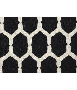 Eichholtz Zierkissen Cirrus Farbe schwarz & weiß