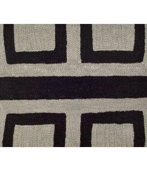 Eichholtz Cushion Bliss colors Black & Grey