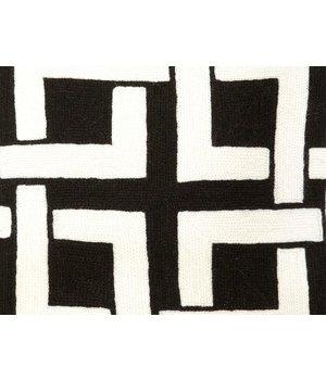 Eichholtz Cushion Blakes color black