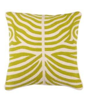 Eichholtz Cushion Zebra color Lime