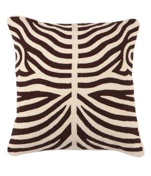 Eichholtz Zierkissen Zebra Brown