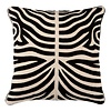 Eichholtz Cushion Zebra color Black