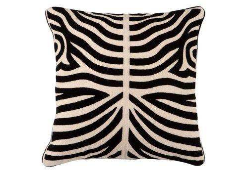 Eichholtz Zierkissen Zebra Black