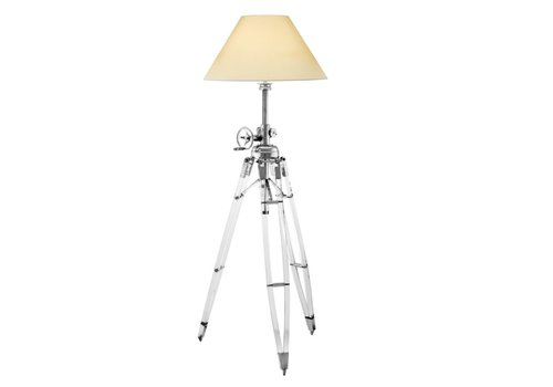 Eichholtz Driepoot lamp 'Royal Marine' Cream