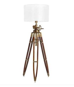 Eichholtz Stativlampe 'Royal Marine' Brown mit verstellbarer Höhe