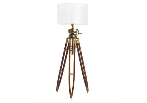 Eichholtz Driepoot lamp 'Royal Marine' Brown