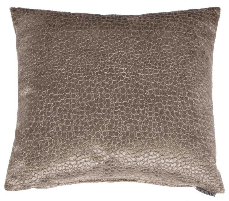 Cushion Biagio color Brown