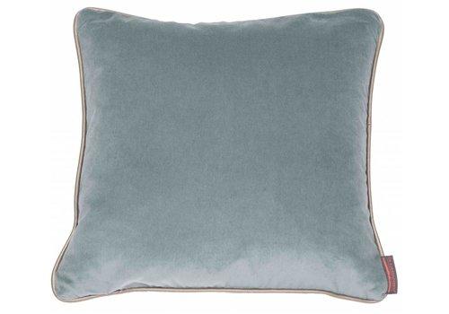 CLAUDI Design Cushion Saffi Azure