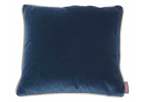 CLAUDI Design Cushion Saffi Denim