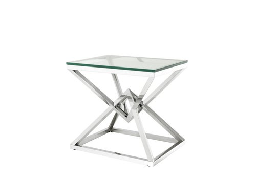 Eichholtz Glass Side table - Connor