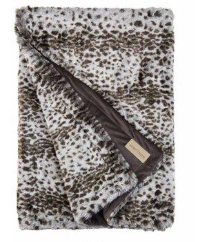 Winter-home Felldecke 'Serval' in 140 x 200cm