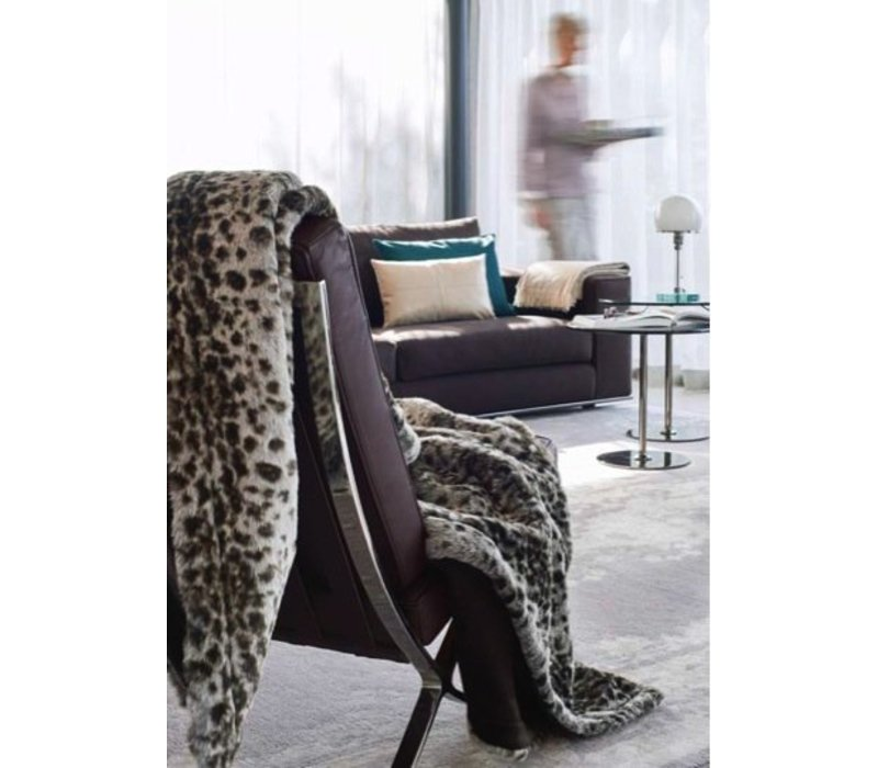 Felldecke 'Serval' in 140 x 200cm