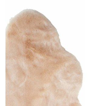 Winter-home Shieepskin 'Sandwolf' in 70 x 115cm