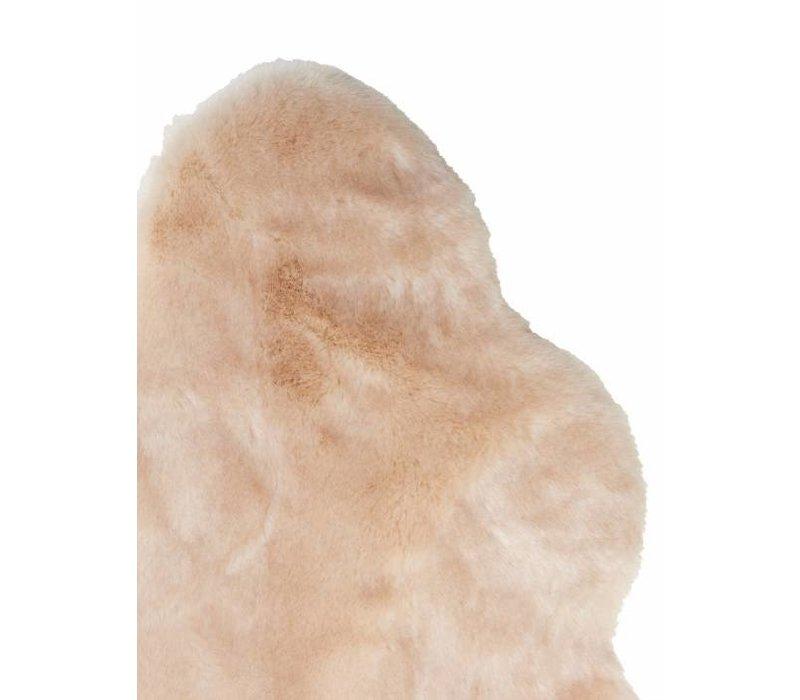 Schapenvacht 'Sandwolf' 70 x 115cm