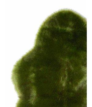 Winter-home Shieepskin 'Greenwolf' in 70 x 115cm