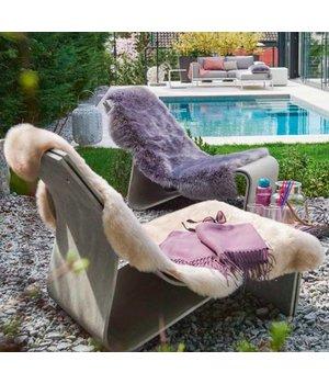Winter-home Schaffel 'Purplewolf' 70 x 115 cm