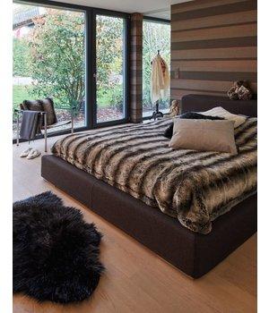 Winter-home Fellkissen 'Marmota' in 2 unterschiedlichen Größen