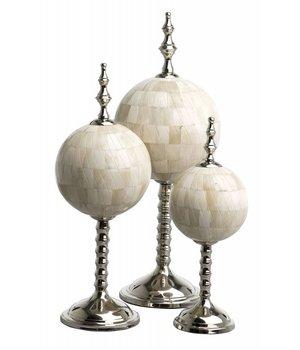 """Eichholtz Dekorationsset """"Leonardo"""" aus 3 Objekten"""