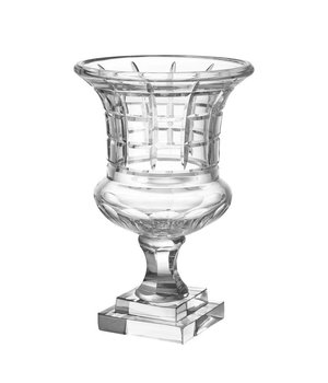 "Eichholtz Glas-Urne ""Peck"" ø 16 x H. 24,5 cm"