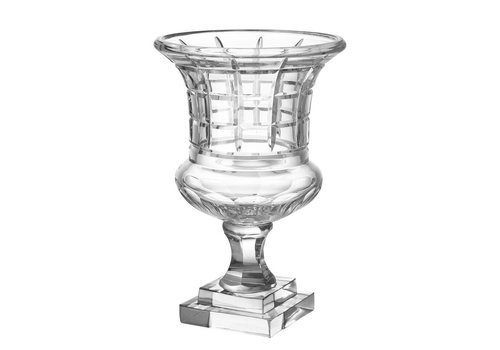 "Eichholtz Glas-Urne ""Peck"""