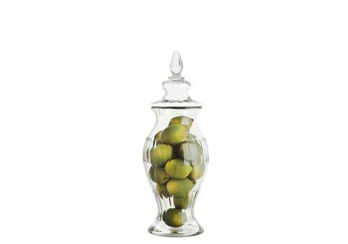 Eichholtz Glass vase 'Haubert' S