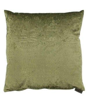 Claudi Throw pillow Esta color Olive