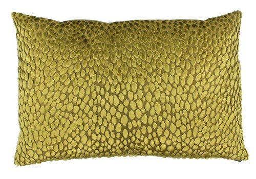 CLAUDI Chique Cushion Speranza Mustard