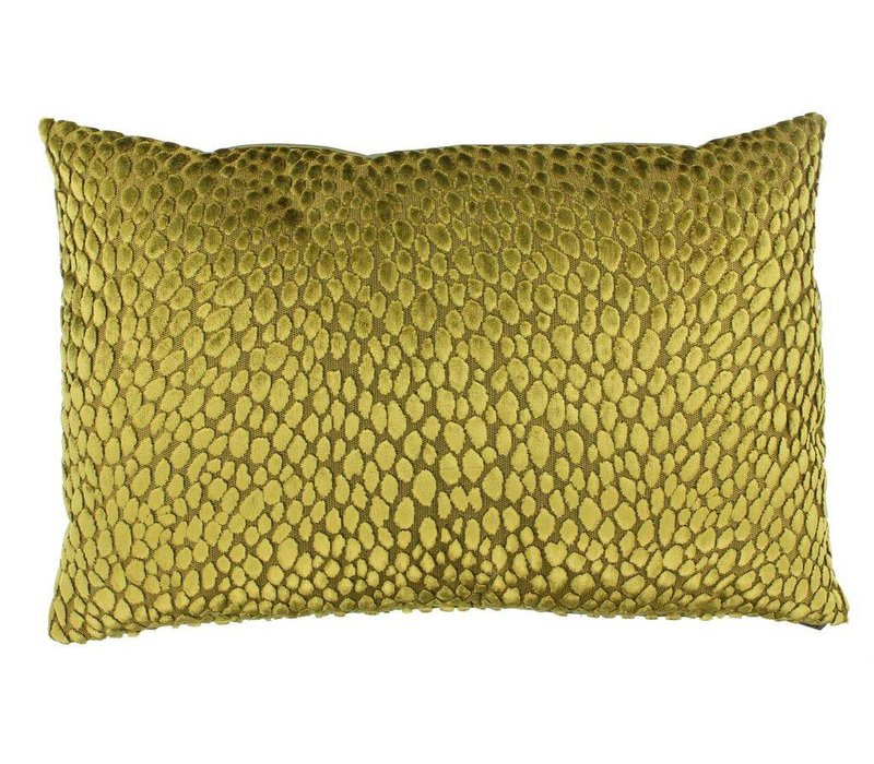 Cushion Speranza in color Mustard