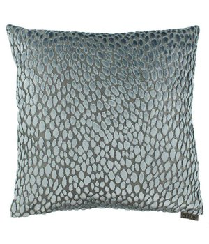Claudi Cushion Speranza in color Iced Blue